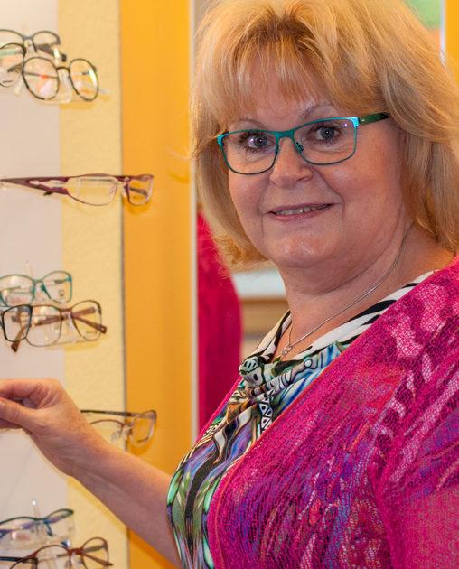 Augenoptikergehilfin seit 2010 bei Conopticus