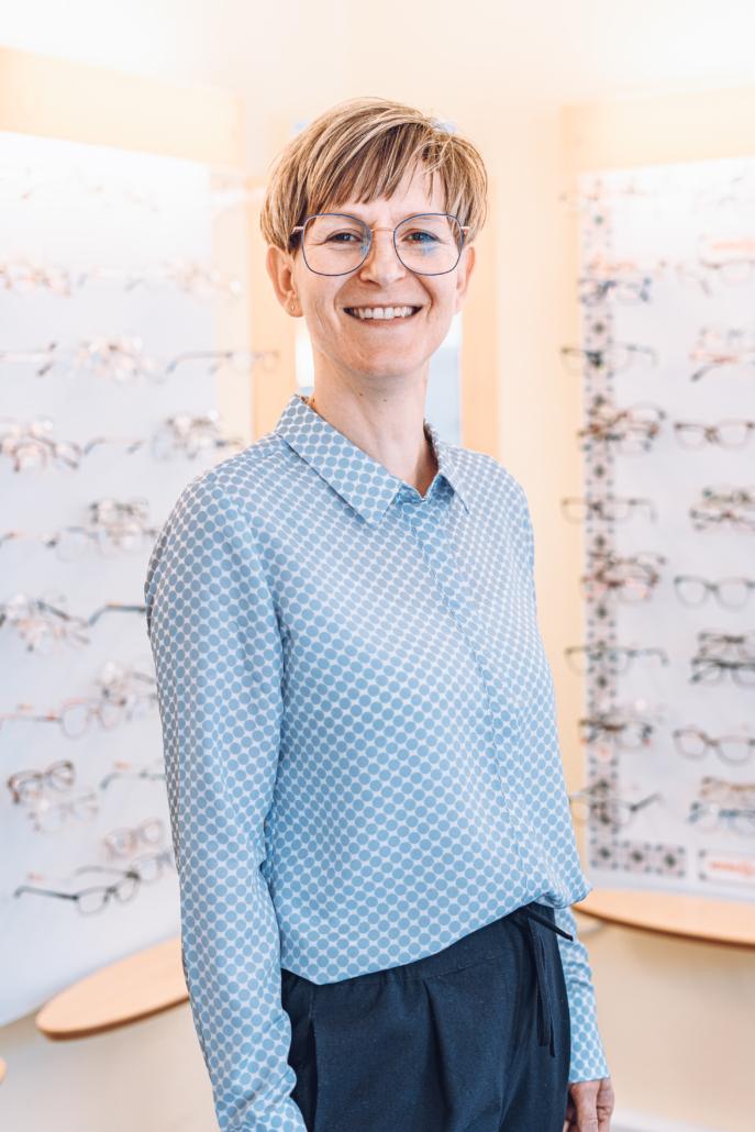 Inhaberin & Augenoptikermeisterin
