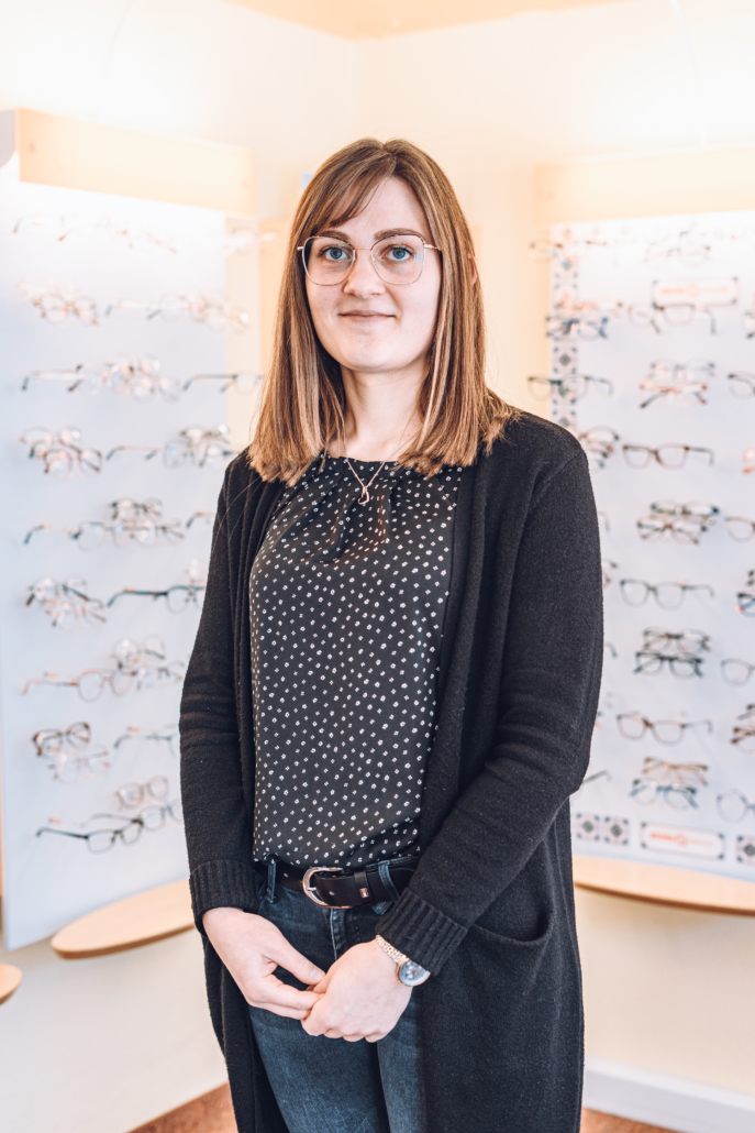 Augenoptikergesellin seit 2016 bei Conopticus
